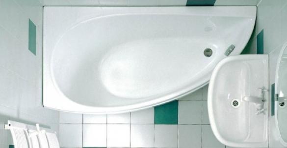 Несколько советов по обустройству малогабаритной ванной комнаты