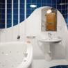 Интересные варианты дизайна для ванной комнаты