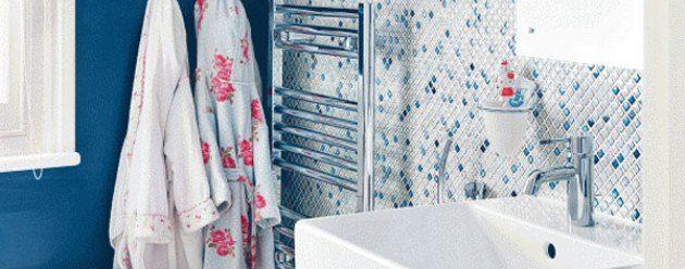 Альтернатива керамической плитке в ванной комнате