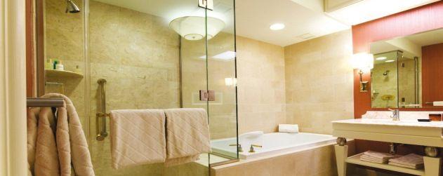 Правильное освещение в ванной комнате