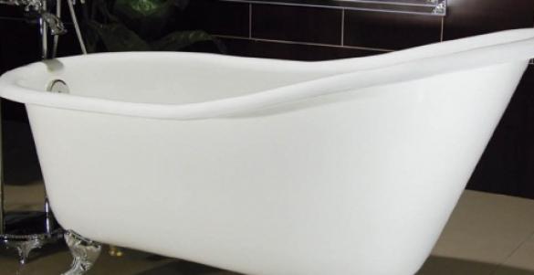 Чугунные ванны Novial