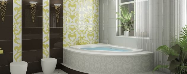 Дизайн ванной комнаты 2013 года