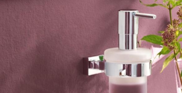 Популярные серии аксессуаров для ванной комнаты Grohe