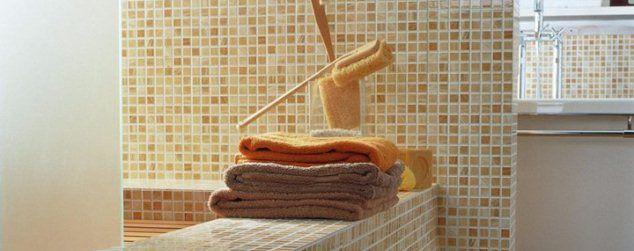 Мозаичная плитка для ванной комнаты